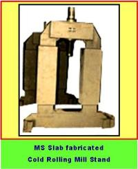 Rolling Mill fabricated stand