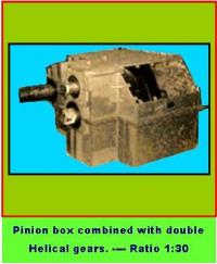 Pinion Box